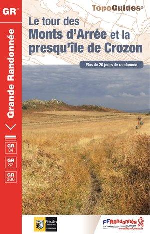 Monts d'Arrée & la presqu'île de Crozon GR34/37/380 +20 j..