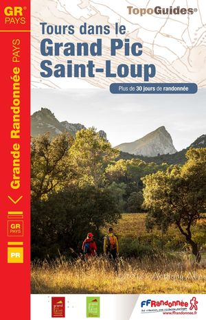 Grand Pic Saint-Loup GR3401 +30j. rand.