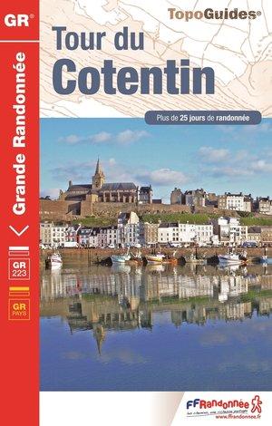 Tour du Cotentin GR223/GRP +25j. rand.