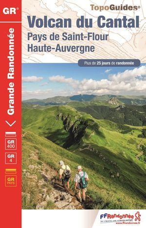 Volcan du Cantal Pays de St-Flour GR400/4 +25j. rand.