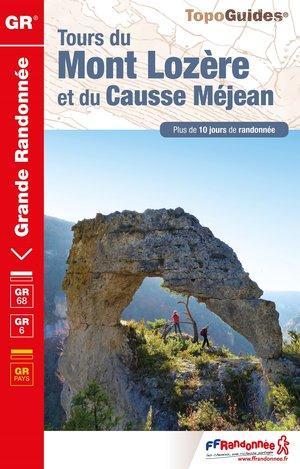 Tour du Mont-Lozère & du Causse Méjean +10j. rand GR68/6/60