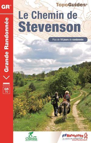Chemin de Stevenson GR70 PN des Cévennes  +10j de rand.