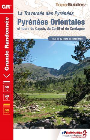 Pyr. Orientales GR10/GR36/30GRP Mérens-les-Vals-Bourg-Madame