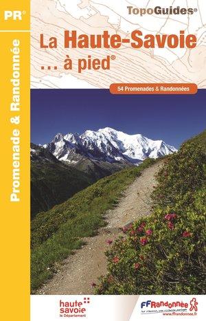 Haute-Savoie à pied 54PR
