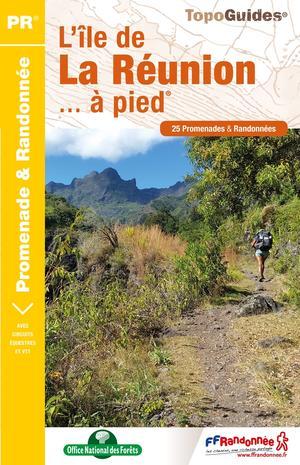 L'île de la Réunion à pied 25PR