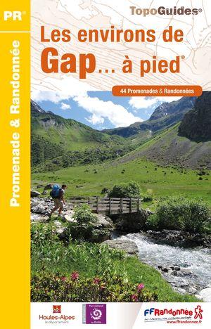Environs de Gap à pied 44PR