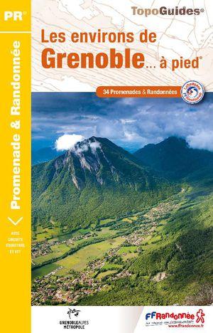 Grenoble & ses env. à pied 34PR