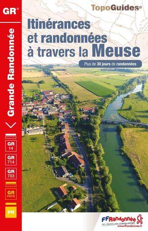 Itinérance et promenades dans la Meuse FFRP 5500