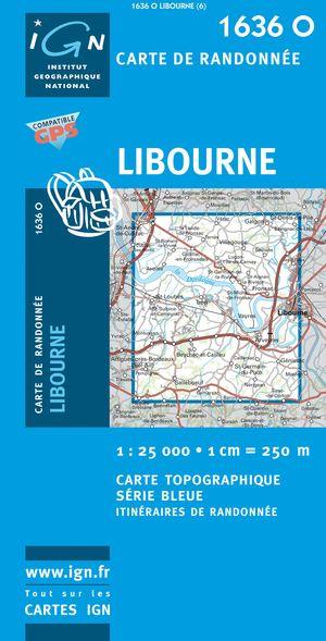 Libourne Gps