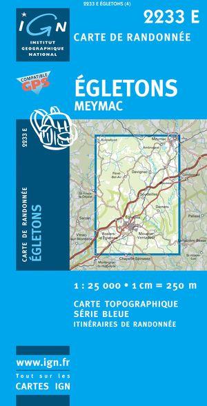 Egletons/meymac Gps