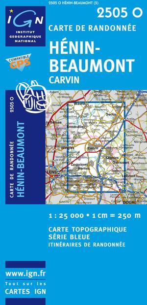 Henin-beaumont/carvin Gps