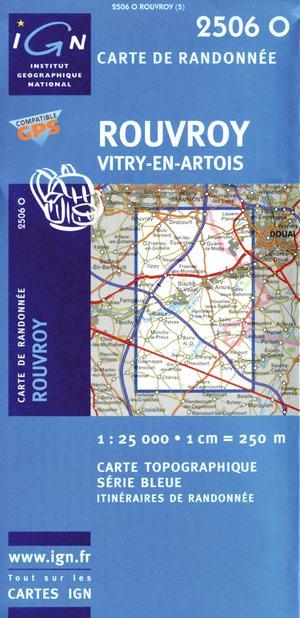 Rouvroy/vitry-en-artois Gps