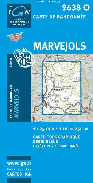 Marvejols Gps