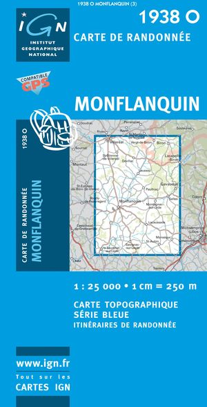 Monflanquin Gps