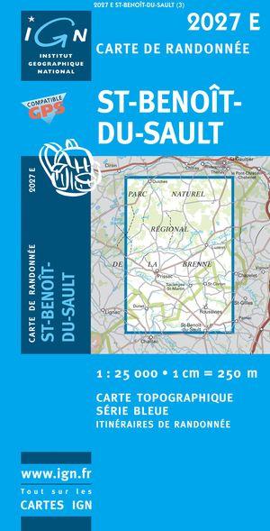 St-benoit-du-sault Gps