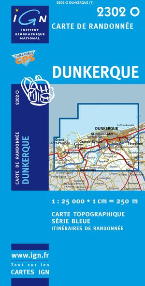 Dunkerque Gps