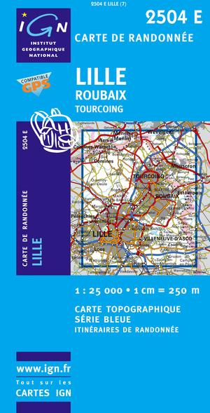 Lille/roubaix/tourcoing Gps