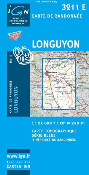 Longuyon Gps