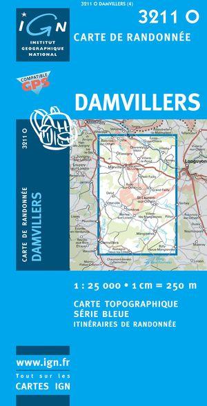 Damvillers Gps