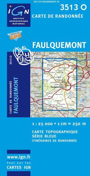 Faulquemont Gps