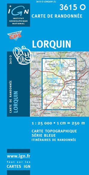 Lorquin Gps