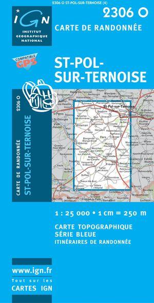 St-pol-sur-ternoise Gps