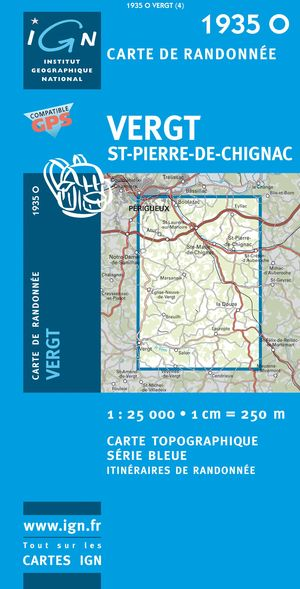 Vergt / St-pierre-de-chignac Gps