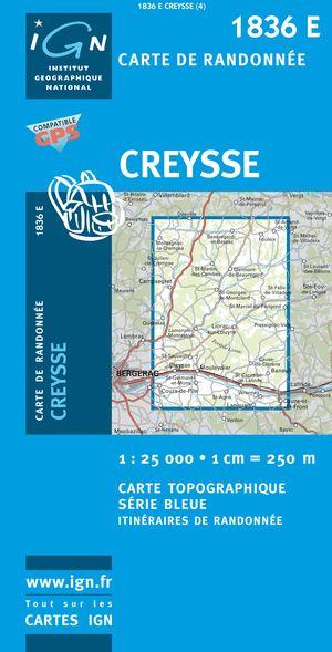 Creysse Gps