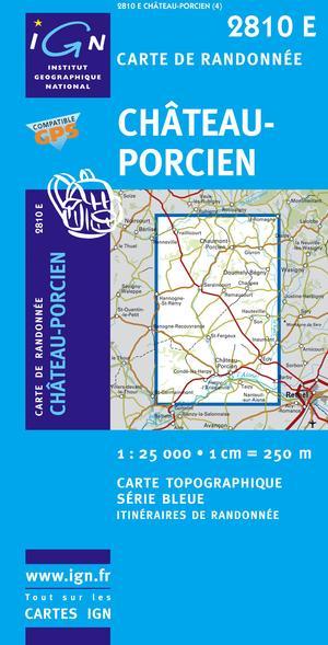 Chateau-porcien Gps