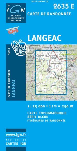 Langeac Gps