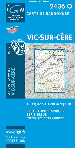 Vic-sur-cere Gps