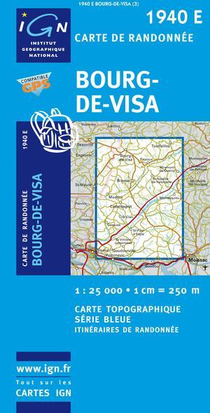 Bourg-de-visa Gps