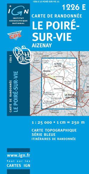 Poire-sur-vie/aizenay Gps