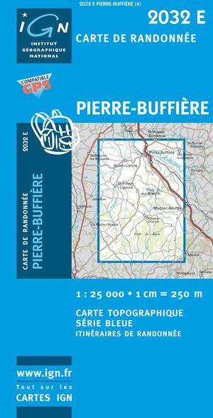 Pierre-buffiere Gps