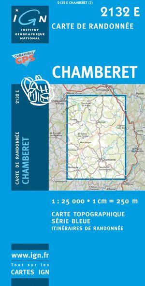 Chamberet Gps