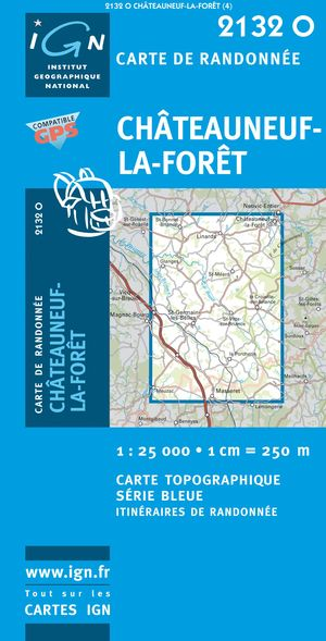 Chateauneuf-la-foret Gps