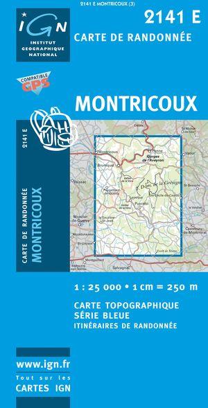 Montricoux Gps
