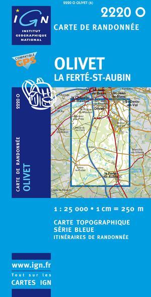 Olivet/la Ferte-saint-aubin Gps