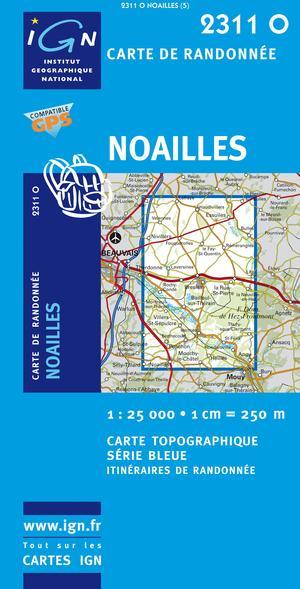 Noailles Gps