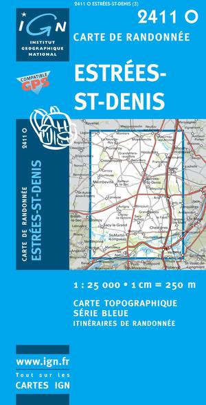 Estrees-st-denis Gps