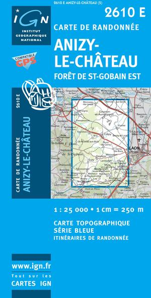 Anizy-le-chateau/foret De St-gobain Est Gps