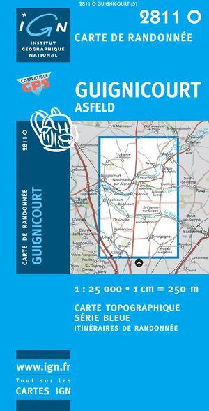 Guignicourt/asfeld Gps