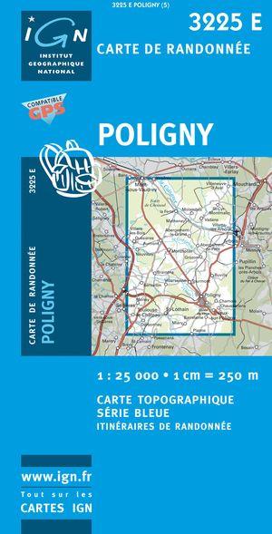 Poligny Gps