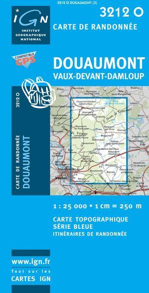Douaumont/vaux-devant-damloup Gps