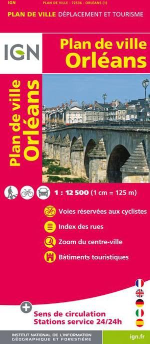 Orleans 1:12,5d Ign Plan De Ville