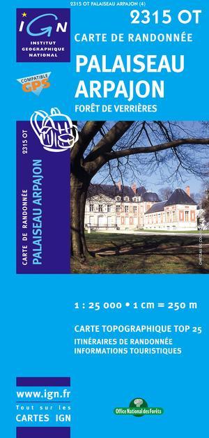 Palaiseau - Arpajon/foret De Verrieres