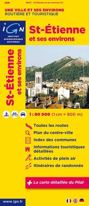 St-etienne & Surroundings