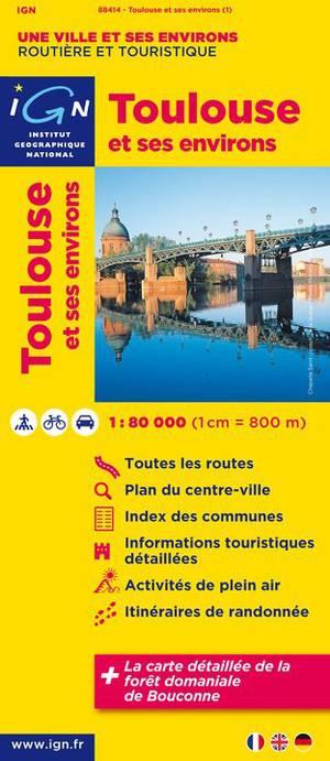 Toulouse & Surroundings