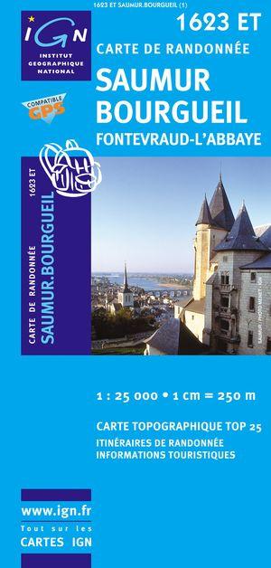 Saumur / Bourgueil / Fontevraud-l'abbaye