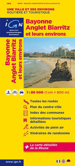 Bayonne / Anglet / Biarritz And Surroundings